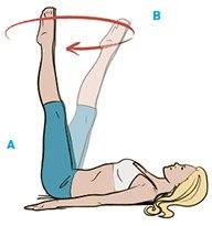 Упражнения для стройности от Хизер Грэм