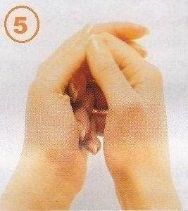 Точки на руках для быстрого выздоровления